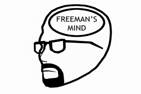 Freeman's Mind: Episode 34