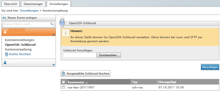 Gescriptetes WinSCP Backup auf Strato HiDrive mittels SSH-Schlüßel unter Windows