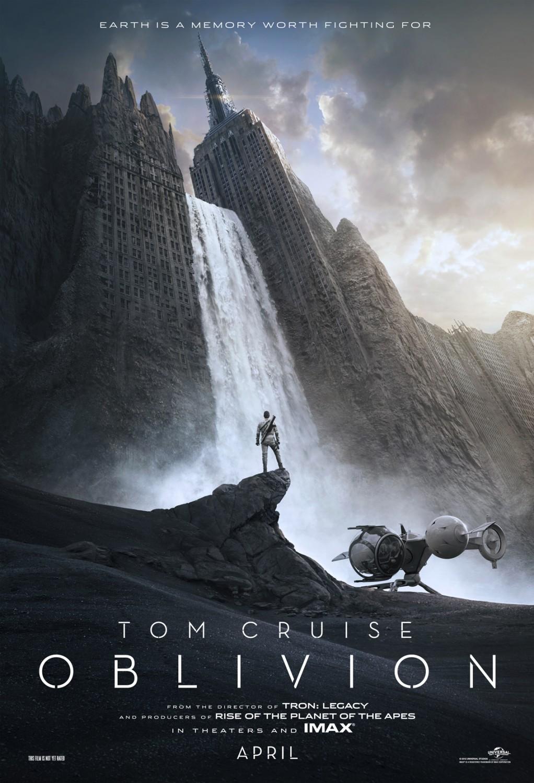 Meine Meinung zu Oblivion (Film 2013)