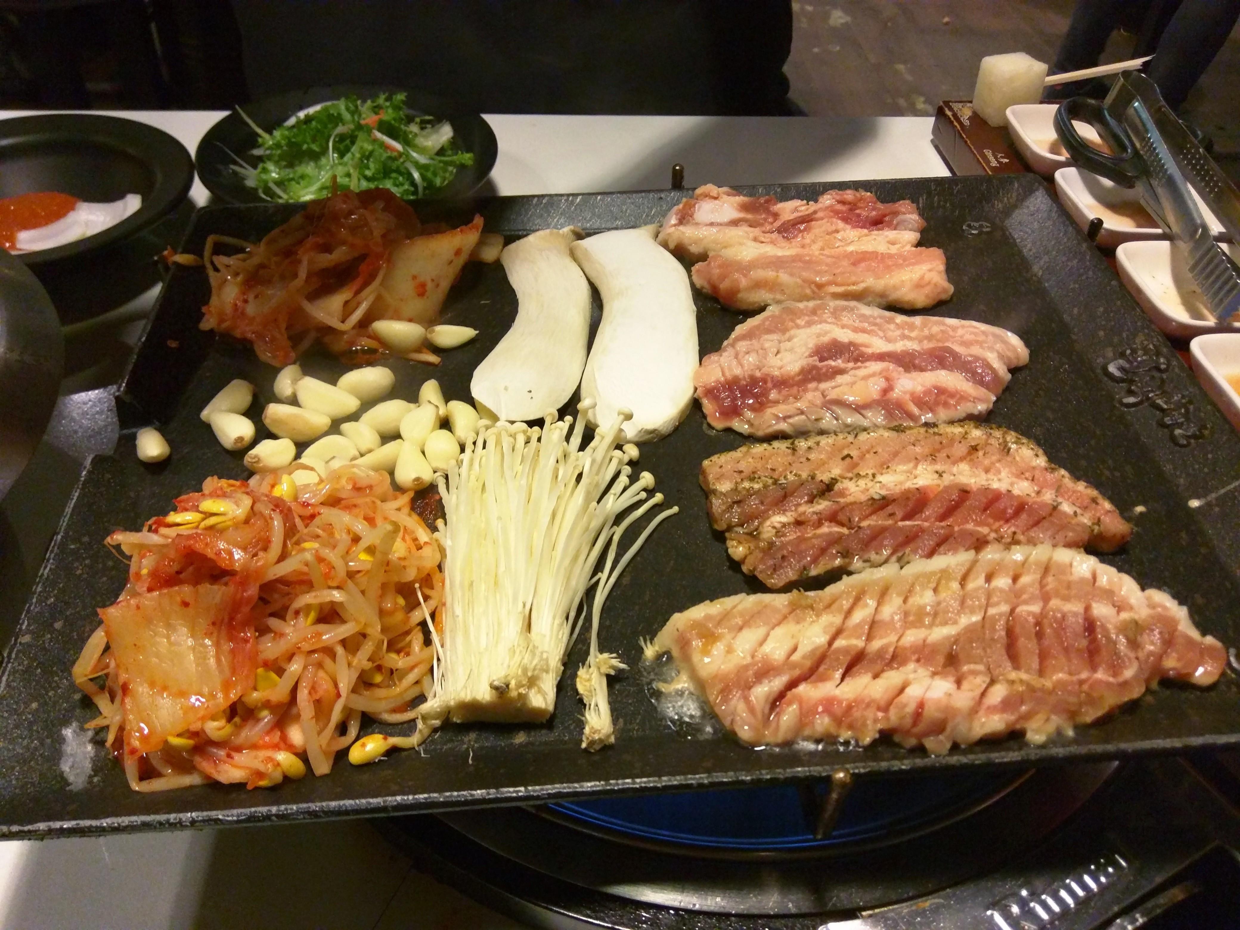 Oppa Urlaub Style – Tag 6: Der letzte Tag in Korea